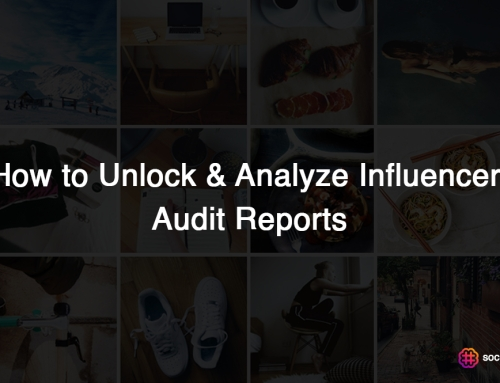 How to Unlock & Analyze Influencer Audit Reports