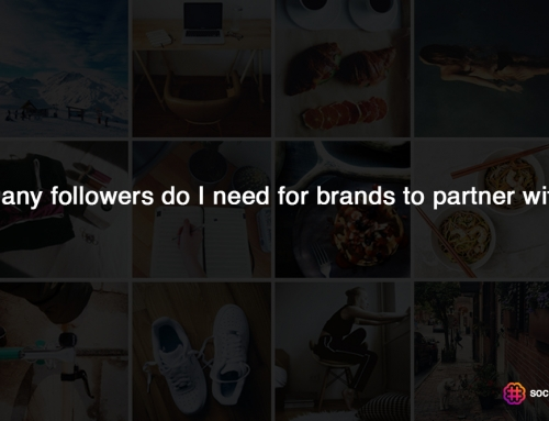 [FAQ] How many followers do I need for brands to partner with me?