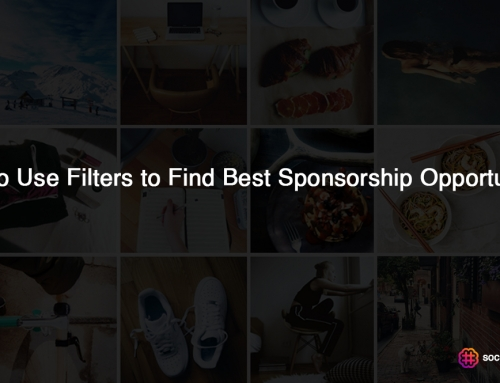 [Tutorial] How to use filters to find best sponsorship opportunities